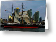 Star Of India 2014 Greeting Card