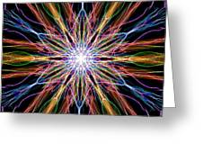 Star Power Greeting Card