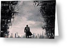 Star Trek into Darkness  Greeting Card by Movie Poster Prints