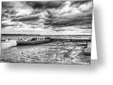 Starcross Harbor Greeting Card