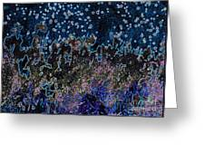 Stardust By Jrr Greeting Card