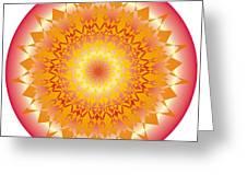 Starlace Greeting Card