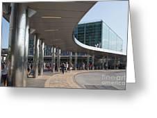 Staten Island Terminal Greeting Card
