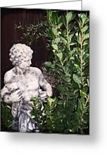 Statue 1 Greeting Card