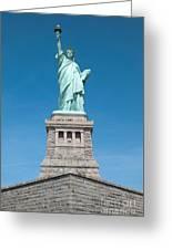 Statue Of Liberty II Greeting Card