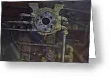 Steam Machine Greeting Card