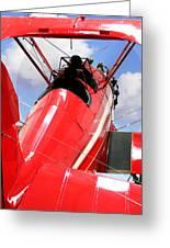 Stearman Pt-17 Kaydet Greeting Card