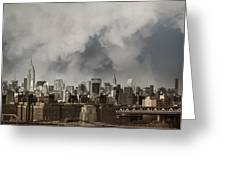 Steel City Greeting Card