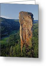 1a5719 Steins Pillar Oregon Greeting Card
