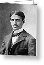 Stephen Crane (1871-1900) Greeting Card