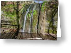 Stephen's Falls Greeting Card