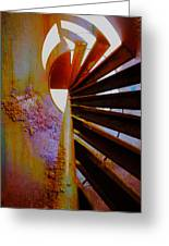 Steps To Shine  Greeting Card