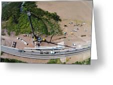 Sterling City Bridge Greeting Card