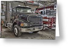 Sterling Truck Greeting Card