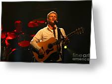 Steven Curtis Chapman 8537 Greeting Card