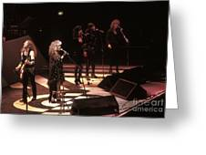 Stevie Nicks Greeting Card