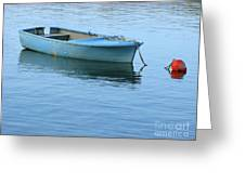 Still Afloat Greeting Card