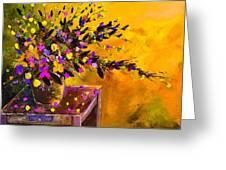 Still Life 4157 Greeting Card