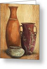 Still Life-h Greeting Card by Jean Plout
