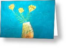 Still Life - II Greeting Card