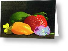 Still Life No. I Greeting Card