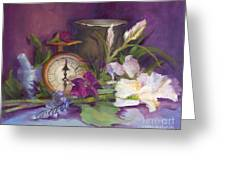 Still Life With Memories Greeting Card