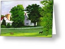 Stillpoint Farm Greeting Card