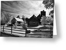 Stone Barn Greeting Card