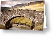 Stone Bridge Highlands  Greeting Card