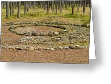 Stone Circle Greeting Card