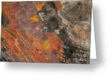 Stone Legand Greeting Card
