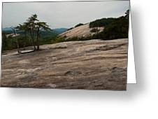 Stone Mountain State Park North Carolina 01 Greeting Card