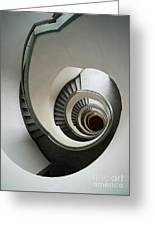 Stone Staircase Greeting Card
