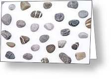 Stones Greeting Card