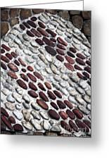 Stones Of Avignon Greeting Card