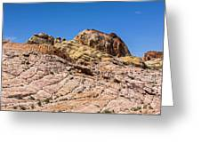 Stones Of Color Greeting Card