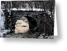 Stoney Bridge Greeting Card