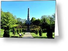 Stoney Creek Battlefield Monument Greeting Card