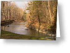 Stony Brook Greeting Card