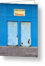 Stores For Rent Salsibury Beach Ma Greeting Card