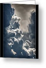 Storm Clouds  Greeting Card by Vincent Dwyer