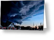 Storm Cover Greeting Card