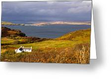 Storm Over Skye Greeting Card