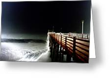 Storm Surge Greeting Card