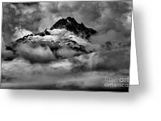 Storms Over Tantalus Greeting Card