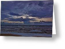 Stormy Morning 3 11/11 Greeting Card