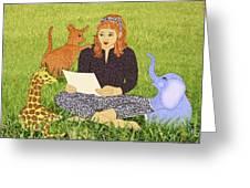 Storytime Greeting Card