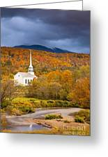 Stowe Church Greeting Card