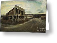 Straits Auction House Greeting Card