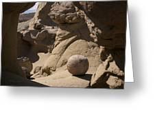 Strange Rocks 17  Greeting Card